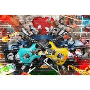 Music und Graffiti